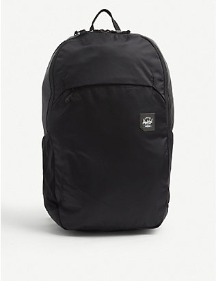 HERSCHEL SUPPLY CO: Mammoth large recycled polyester backpack
