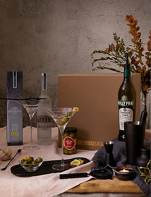 SELFRIDGES SELECTION: Martini Cocktail Kit