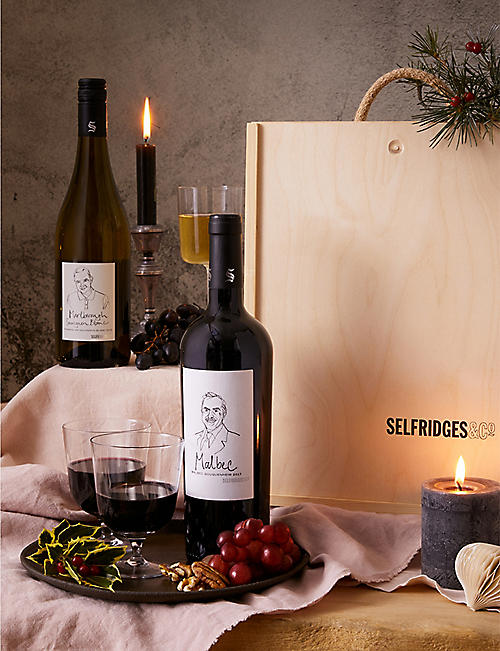 SELFRIDGES SELECTION: New World Wine gift box