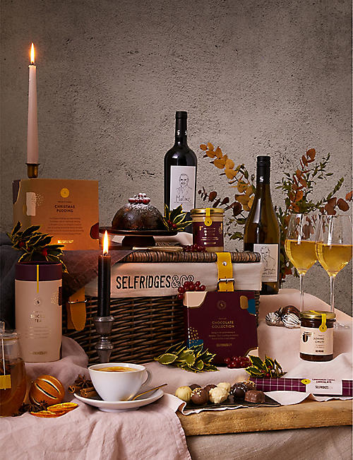 SELFRIDGES SELECTION: Classic Christmas hamper