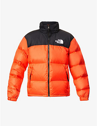 THE NORTH FACE: 1996 Nuptse shell and down-blend jacket