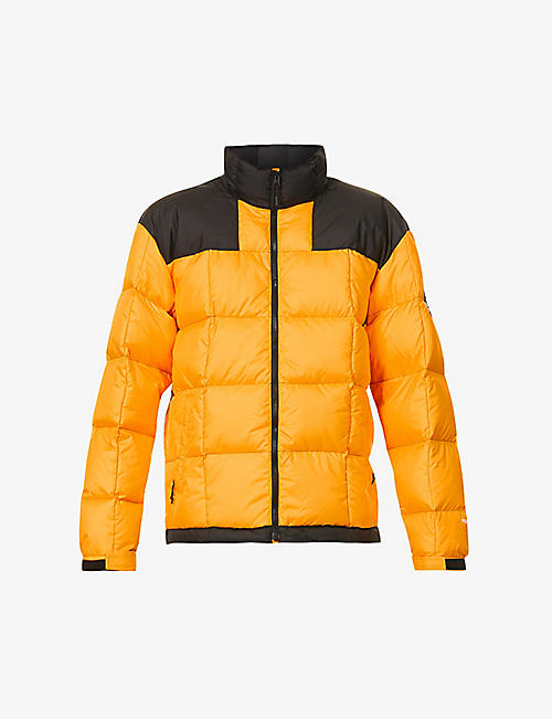 THE NORTH FACE: Lhotse funnel-neck padded puffer jacket