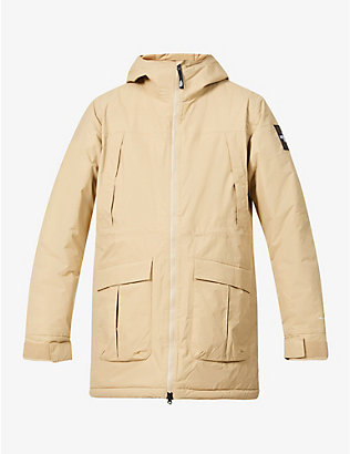 THE NORTH FACE: Storm Peak hooded shell parka jacket