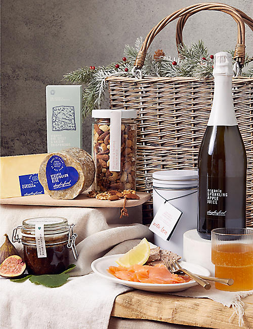 DAYLESFORD: Alcohol-Free hamper