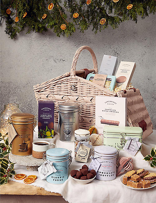 CARTWRIGHT & BUTLER: International After Dinner hamper