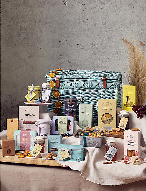 CARTWRIGHT & BUTLER: International Christmas Day hamper
