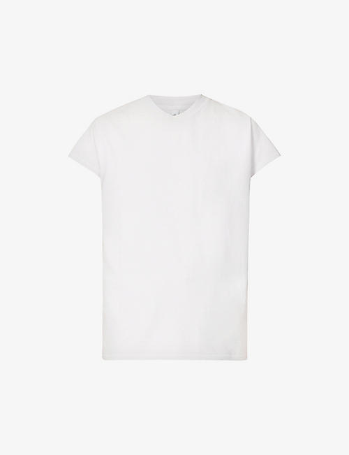 WON HUNDRED: Proof organic-cotton jersey T-shirt