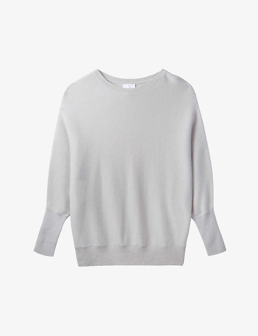 THE WHITE COMPANY: Relaxed-fit cashmere jumper