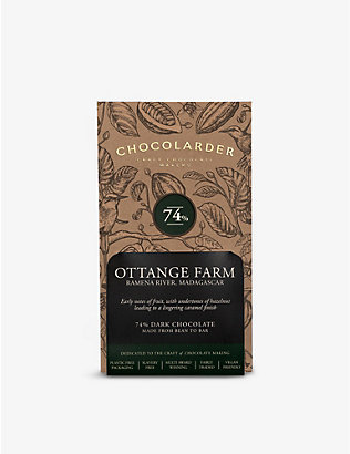 CHOCOLARDER: Ottenge Farm 74% dark chocolate bar 70g