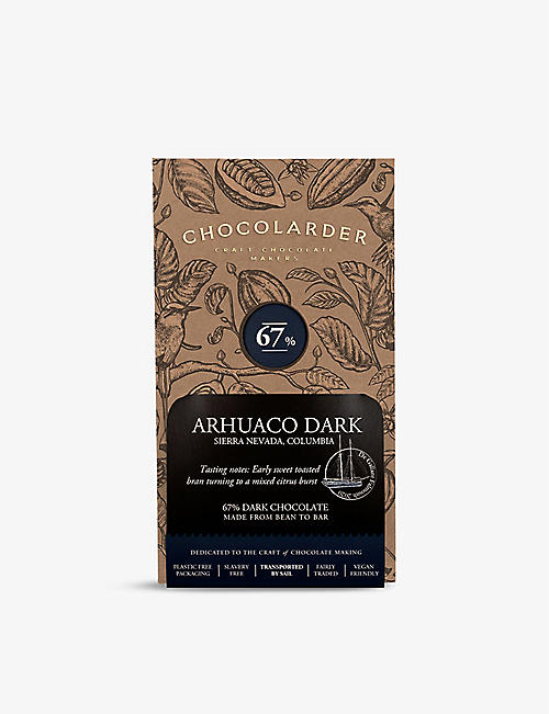 CHOCOLARDER: Arhuaco 67% dark chocolate 70g