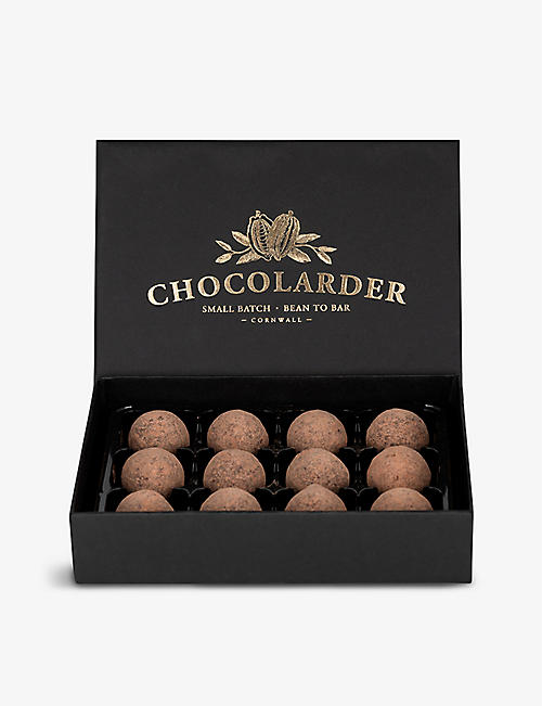 CHOCOLARDER: Sea-salted caramel chocolate truffles 250g