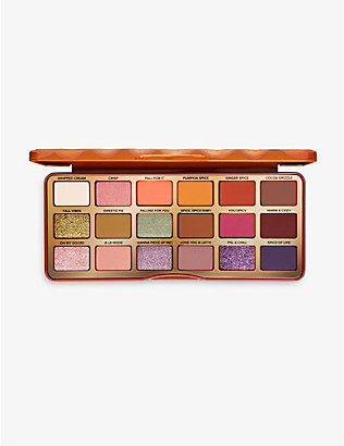 TOO FACED: Pumpkin Spice eyeshadow palette 12.6g