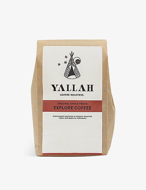 COFFEE: Seasonal Single Origin Explore Coffee ground coffee 250g