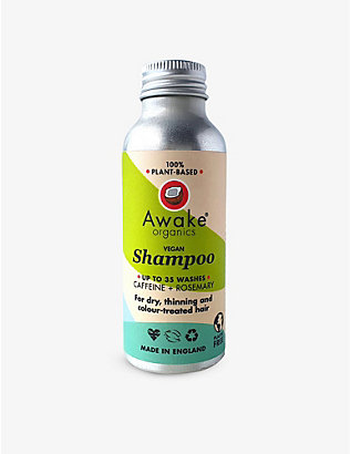 AWAKE ORGANICS: Vegan powder shampoo 55g