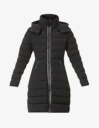 MACKAGE: Farren quilted stretch shell-down jacket
