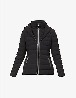 MACKAGE: Andrea quilted shell-down jacket