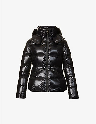 MACKAGE: Madalyn quilted shell-down coat