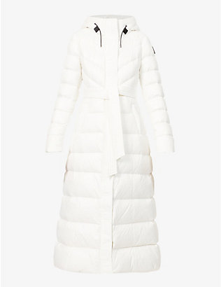 MACKAGE: Calina quilted shell-down coat