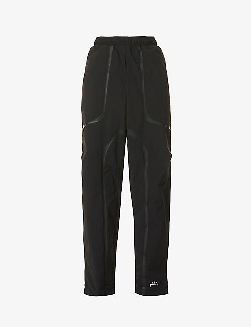 A-COLD-WALL: Overlay tapered shell trousers