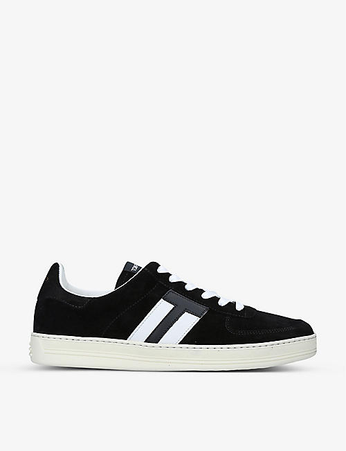 TOM FORD: Radcliffe suede trainers