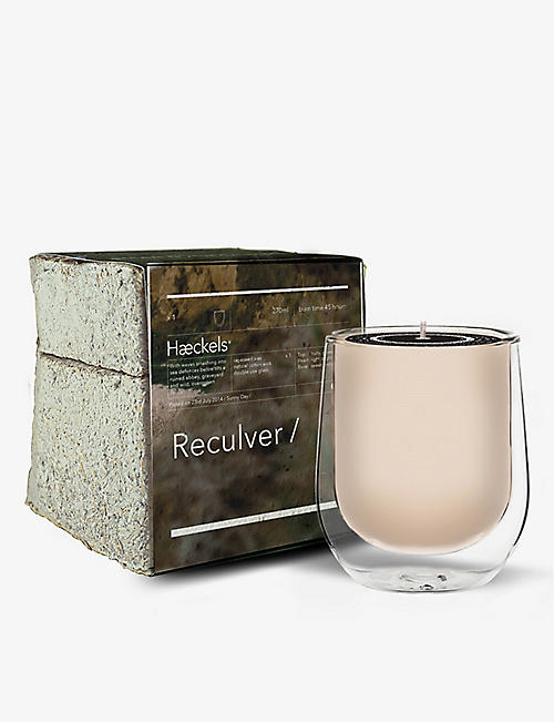 HAECKELS: Reculver candle 270g