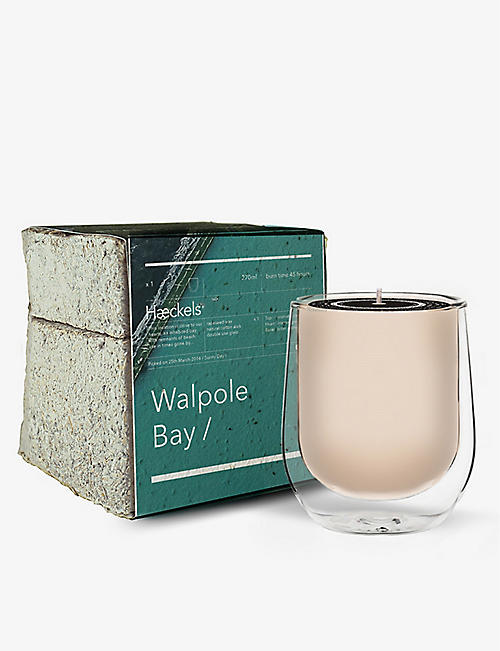 HAECKELS: Walpole Bay candle 270g
