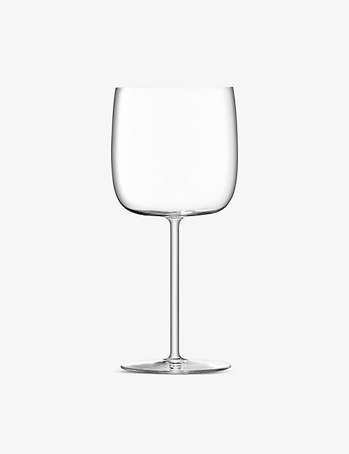 LSA: Borough set of four wine glasses