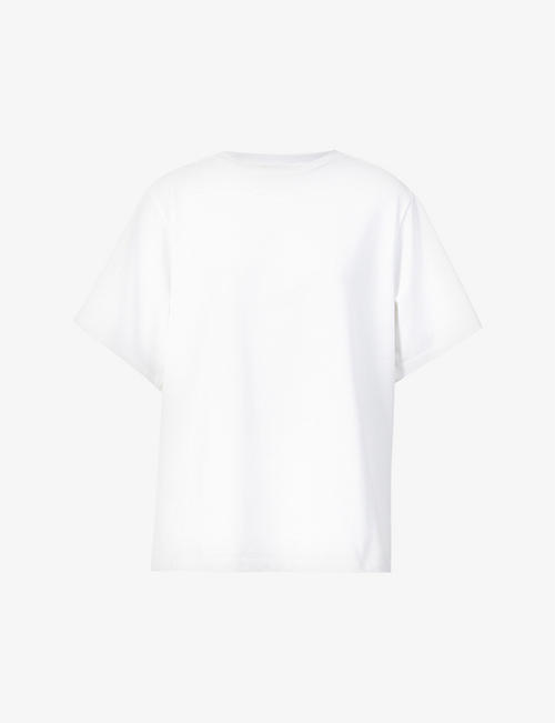 THE ROW: Aprila oversized cotton T-shirt