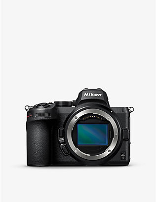NIKON: Z5 Mirrorless Camera with 24-50mm Lens and FTZ Adapter