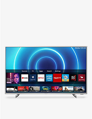 "PHILIPS: 70"" PUS7555 4K UHD HDR Smart LED TV"