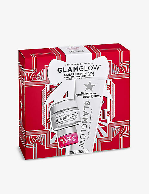 GLAMGLOW: Clear Skin in 3, 2, 1 set
