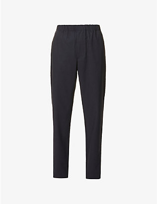 ASPESI: Technical relaxed-fit stretch-woven trousers
