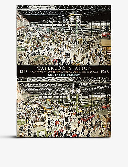 PUZZLES: Gibsons Waterloo Station 1000-piece jigsaw puzzle