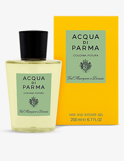 ACQUA DI PARMA: Colonia Futura hair and shower gel 200ml