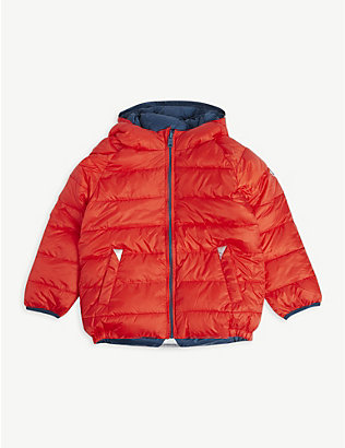 TOASTIE: Ecoreversible® hooded shell coat 3-12 years