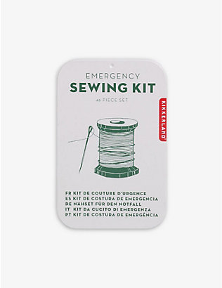 KIKKERLAND: Emergency sewing kit 9x6cm