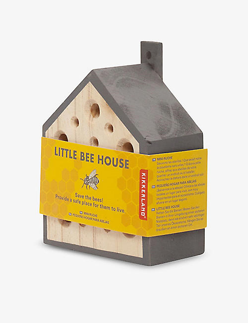 KIKKERLAND: Little Bee wooden insect home