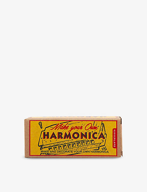 KIKKERLAND: Make-your-own Harmonica kit