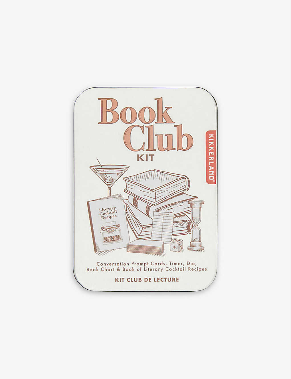 KIKKERLAND: Book Club kit