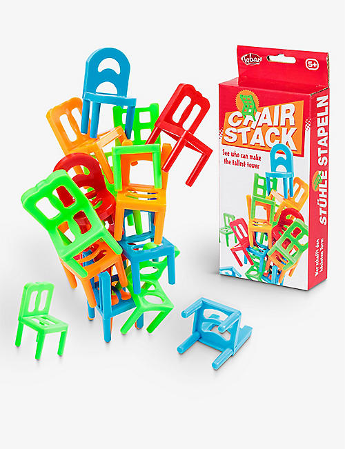 TOBAR: Chair Stack game