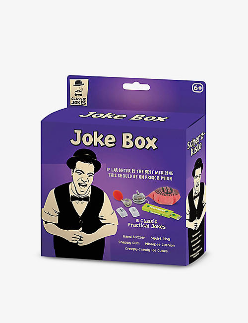TOBAR: Classic Jokes joke box