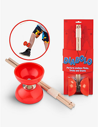 TOBAR: Diabolo juggling toy