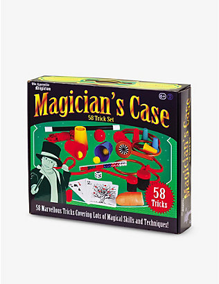 TOBAR: Magician's Case 58 trick set