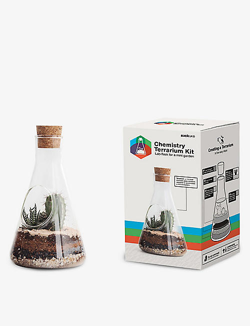 SUCK UK: Chemistry Terrarium Kit