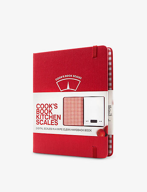 SUCK UK: Cook's Book digital scales
