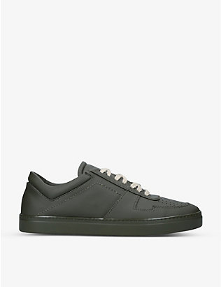YATAY: Irori recycled polyester low-top trainers