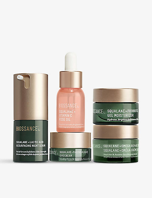 BIOSSANCE: Your Clean Routine, Overachievers Kit