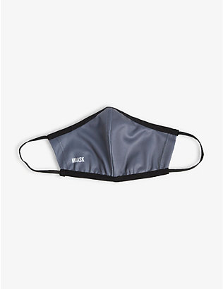 MAASK: Adult reusable recycled-polyester face covering