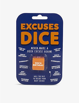 GIFT REPUBLIC: Excuses dice