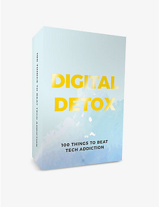 GIFT REPUBLIC: Digital Detox set of 100 cards